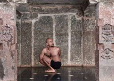 Learn Mahanyasa Yoga in Goa, India