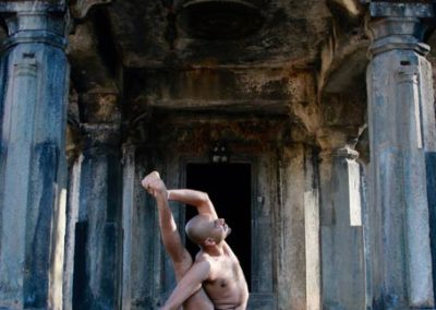 Yoga teacher training course with Yogi Trupta in India