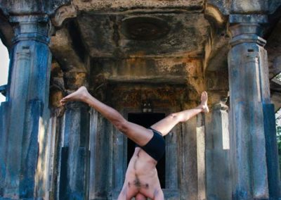 Learn and practice Yoga in India with Yogi Trupta