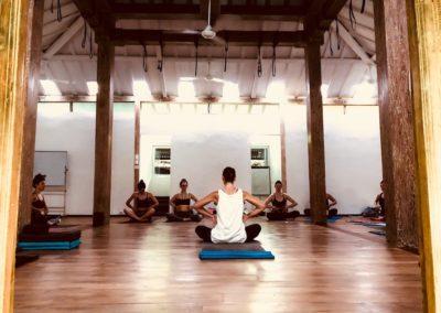 Intensive yoga immersion radiantly alive ubud