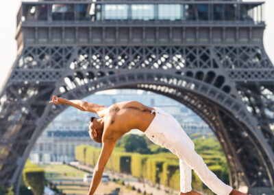 Yoga in Paris